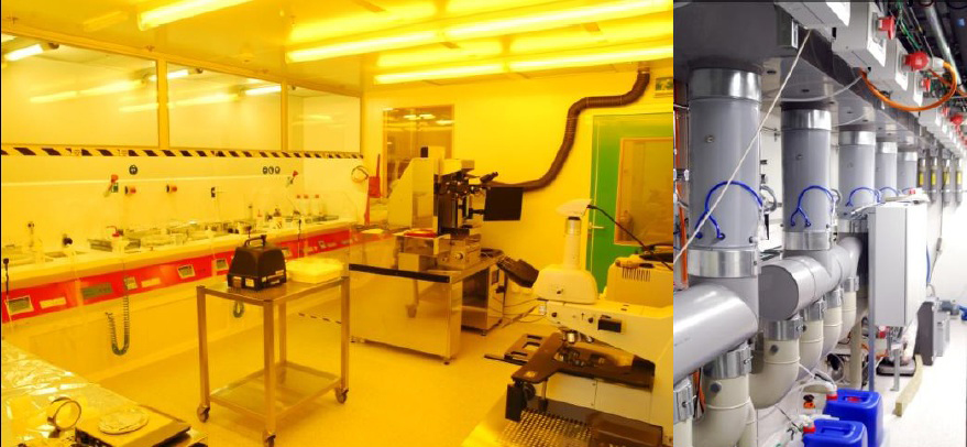Cleanroom Facility – Department of Biosystems Science and ...